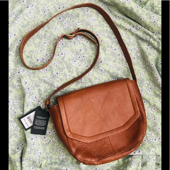 NWT Day & Mood Genuine Leather Purse